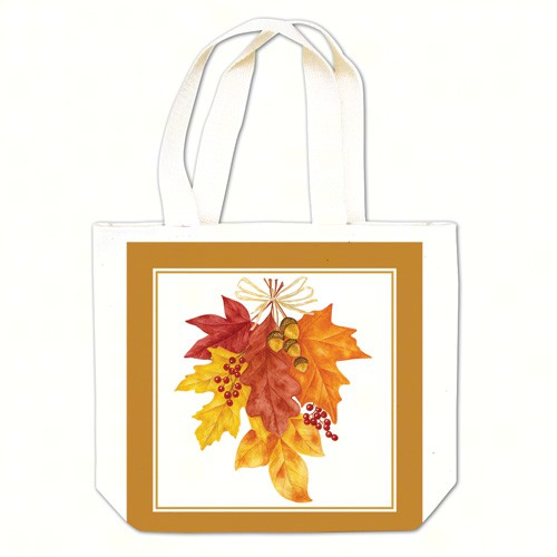 Autumn Leaves Gift Tote