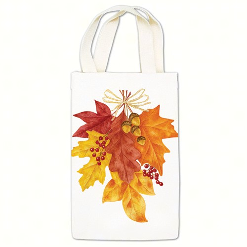 Autumn Leaves Gourmet Gift Caddy