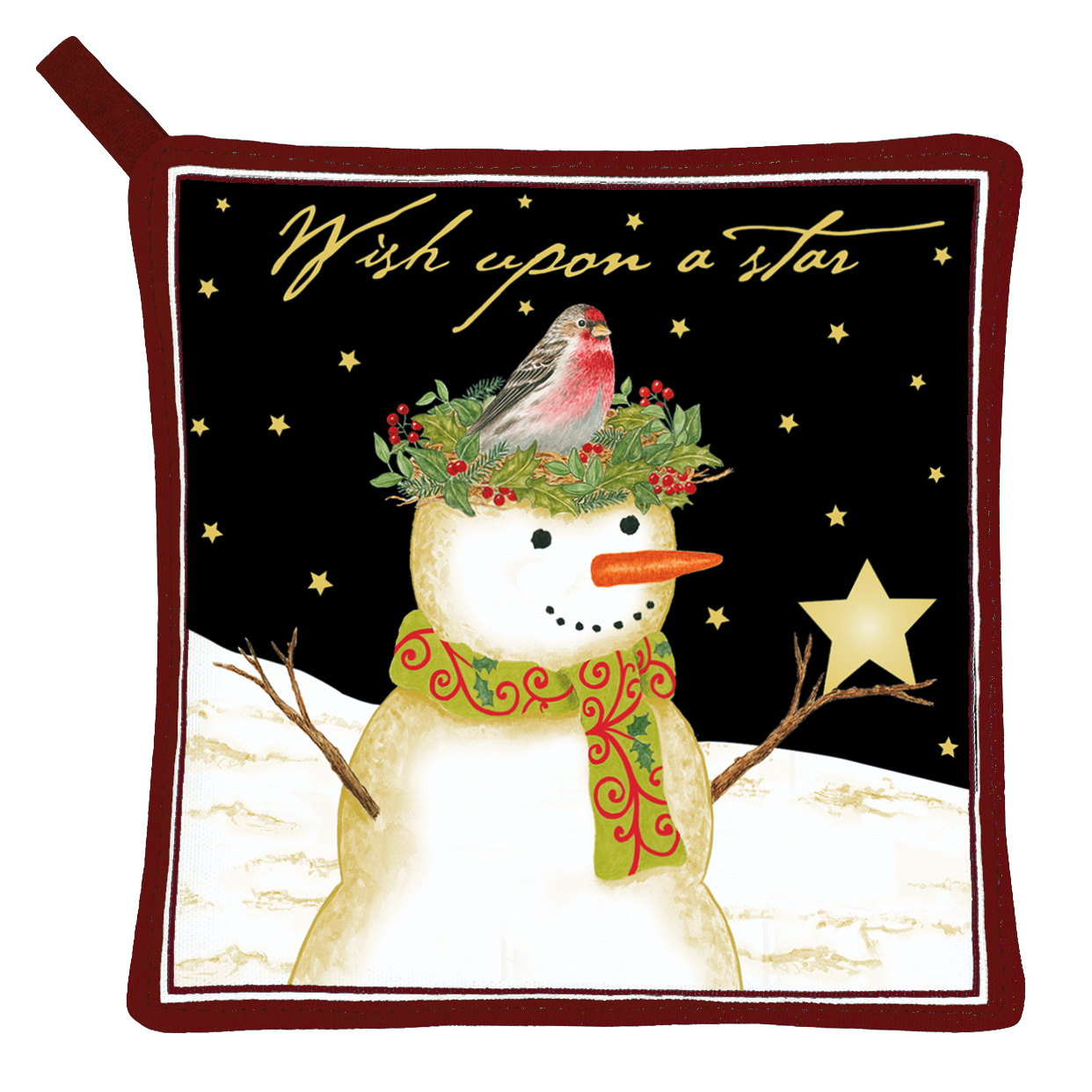 Wish Upon a Star Potholder