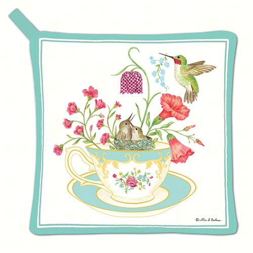 Teacup Potholder