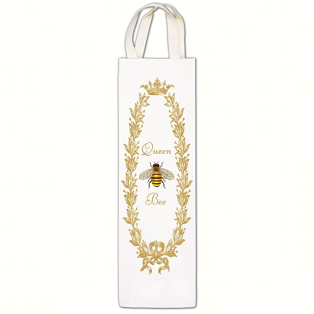 Queen Bee Wine Caddy