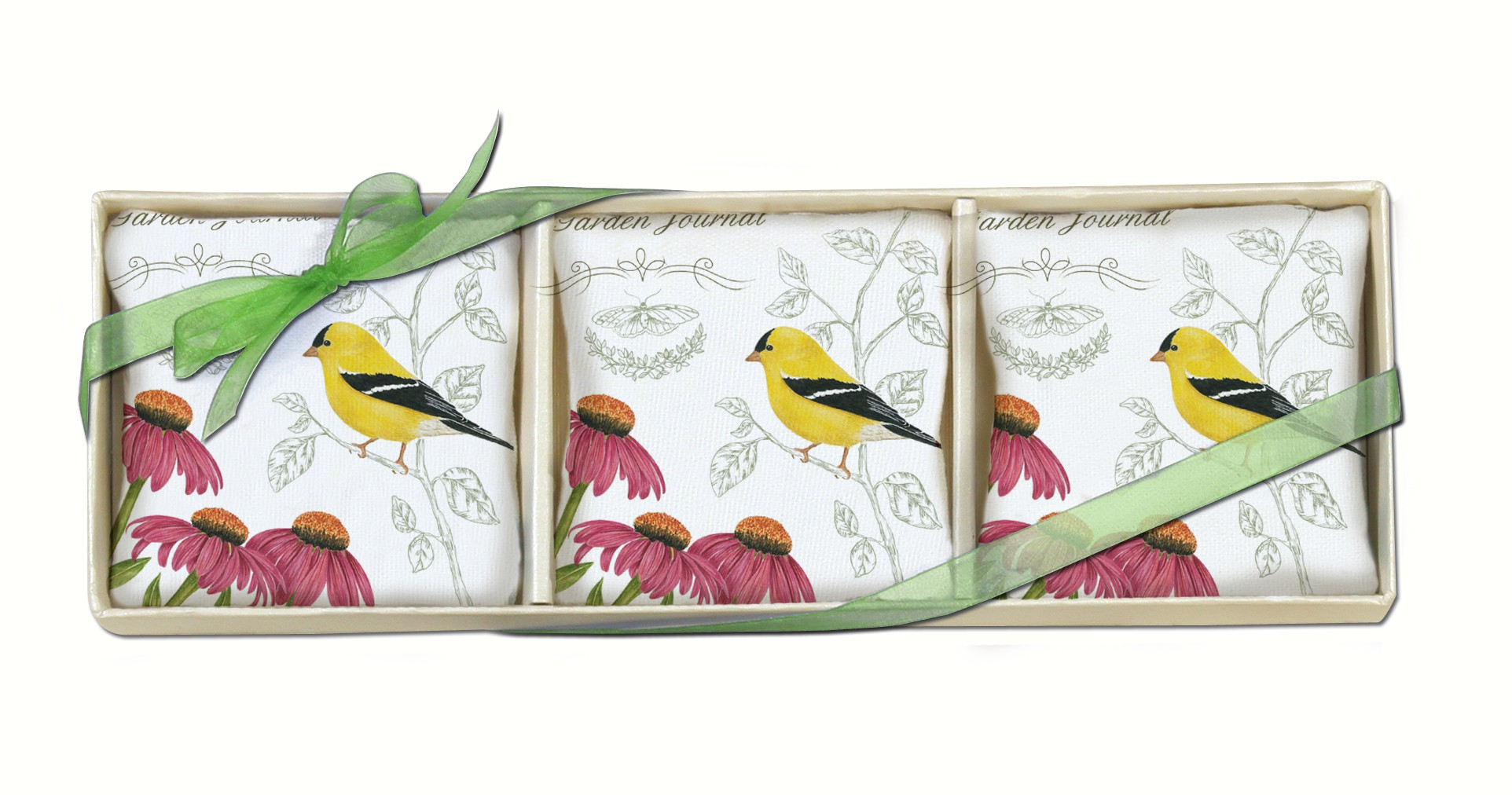 Goldfinch GJ Gift Boxed Lavendar Sachets (3 pcs)