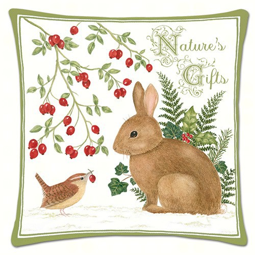Nature's Gifts Decor Pillow