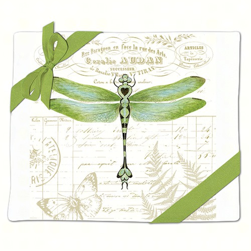 Dragonfly Flour Sack Towel (Set of 2)