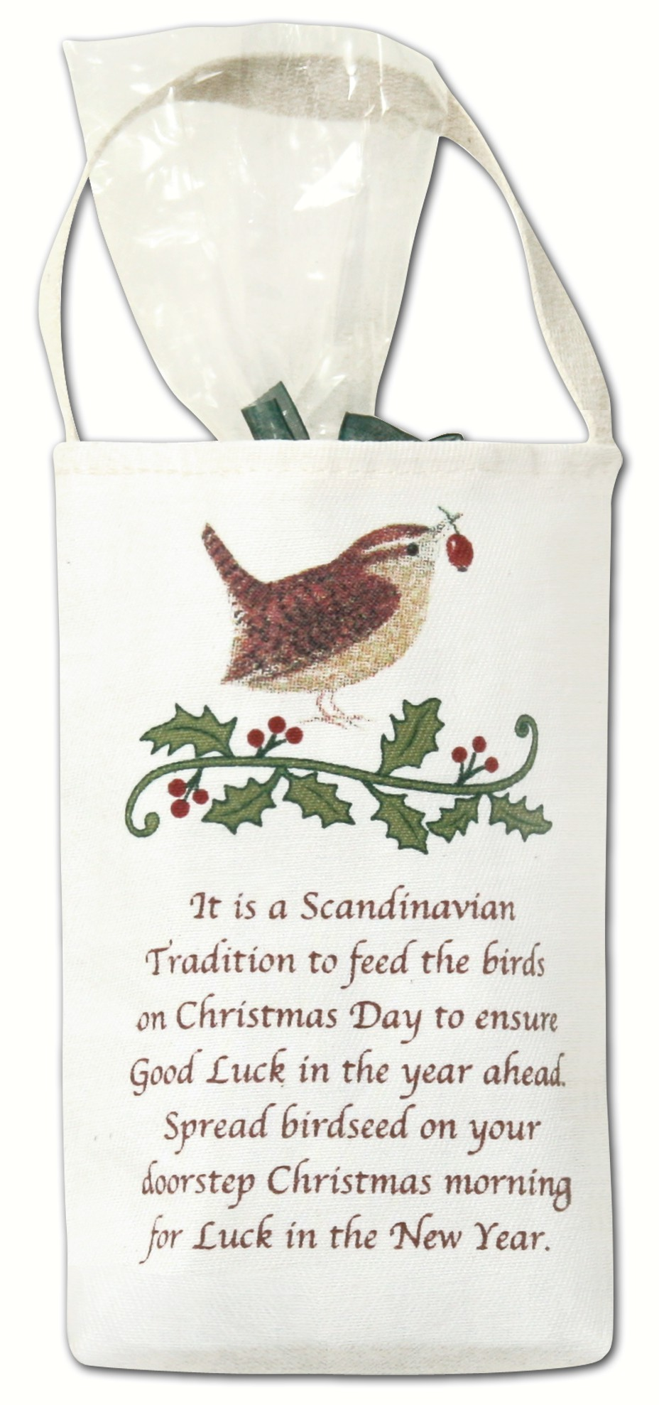 Bird Seed Gift Bag (seed is not included)
