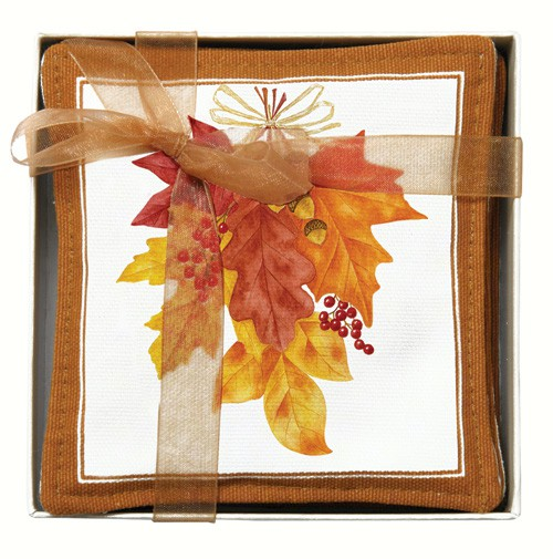 Autumn Leaves Gift Boxed Mug M