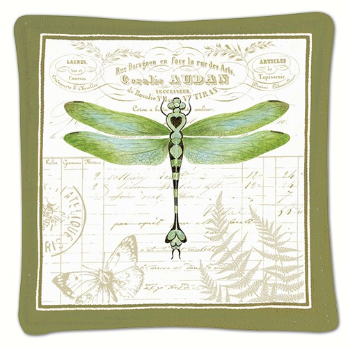 Dragonfly Spiced Mug Mat