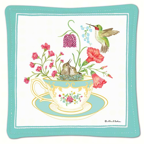 Teacup Spiced Mug Mat
