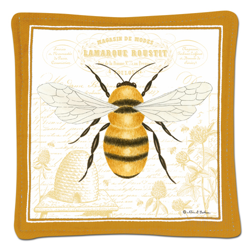 Honey Bee Single Spiced Mug Mat