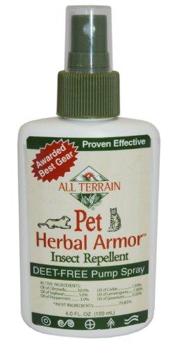 All Terrain Pet Herbal Armor Insect Repellent (4 fl Oz)