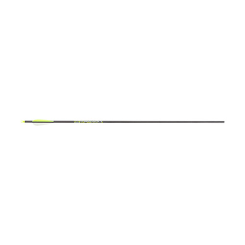 28In Knockdown Youth Carbon Arrow,3Pk