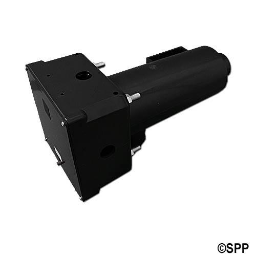 Heater Assembly, Len Gordon, Plastic Manifold, 5.5kW, 230V, w/Hi-Limit, P-Switch