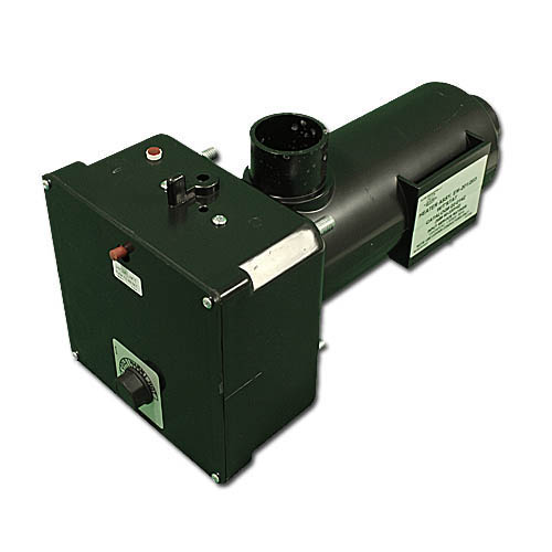 Heater Assembly, Len Gordon, Plastic Manifold, 5.5kW, 230V, w/Hi-Limit, T-Stat, P-Switch