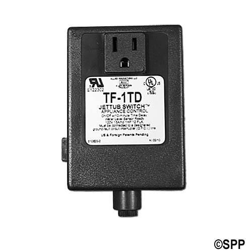 Bath Control, Electronic, Len Gordon, 10 Min Delay & H2O Sensor Ready