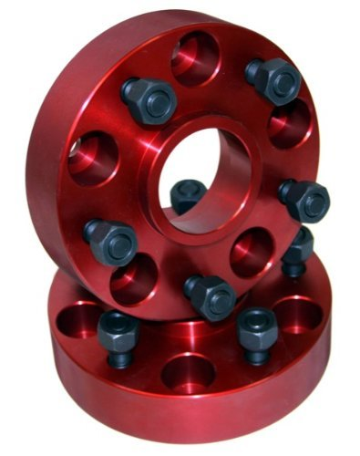 Wheel Spacers, 1.5 Inch, 07-14 Jeep Wrangler (JK)