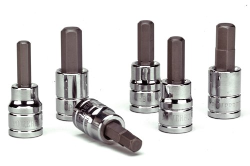 SOCKET HEX BIT SET