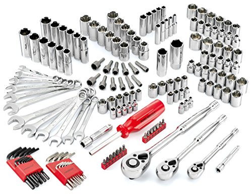 161PC MECH TOOL SET