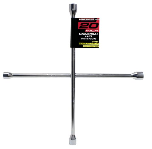 20IN UNIVERSAL LUG WRENCH