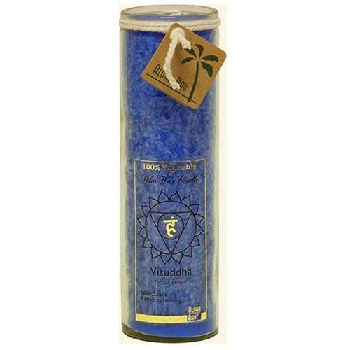 Aloha Bay Chakra Jar Blue Candle (17 Oz)