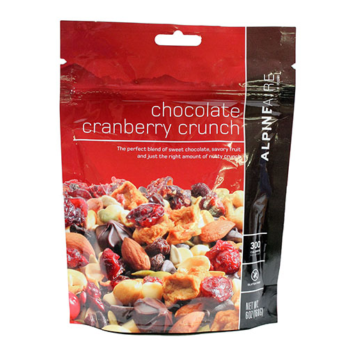 Chocolate Cranberry Crunch