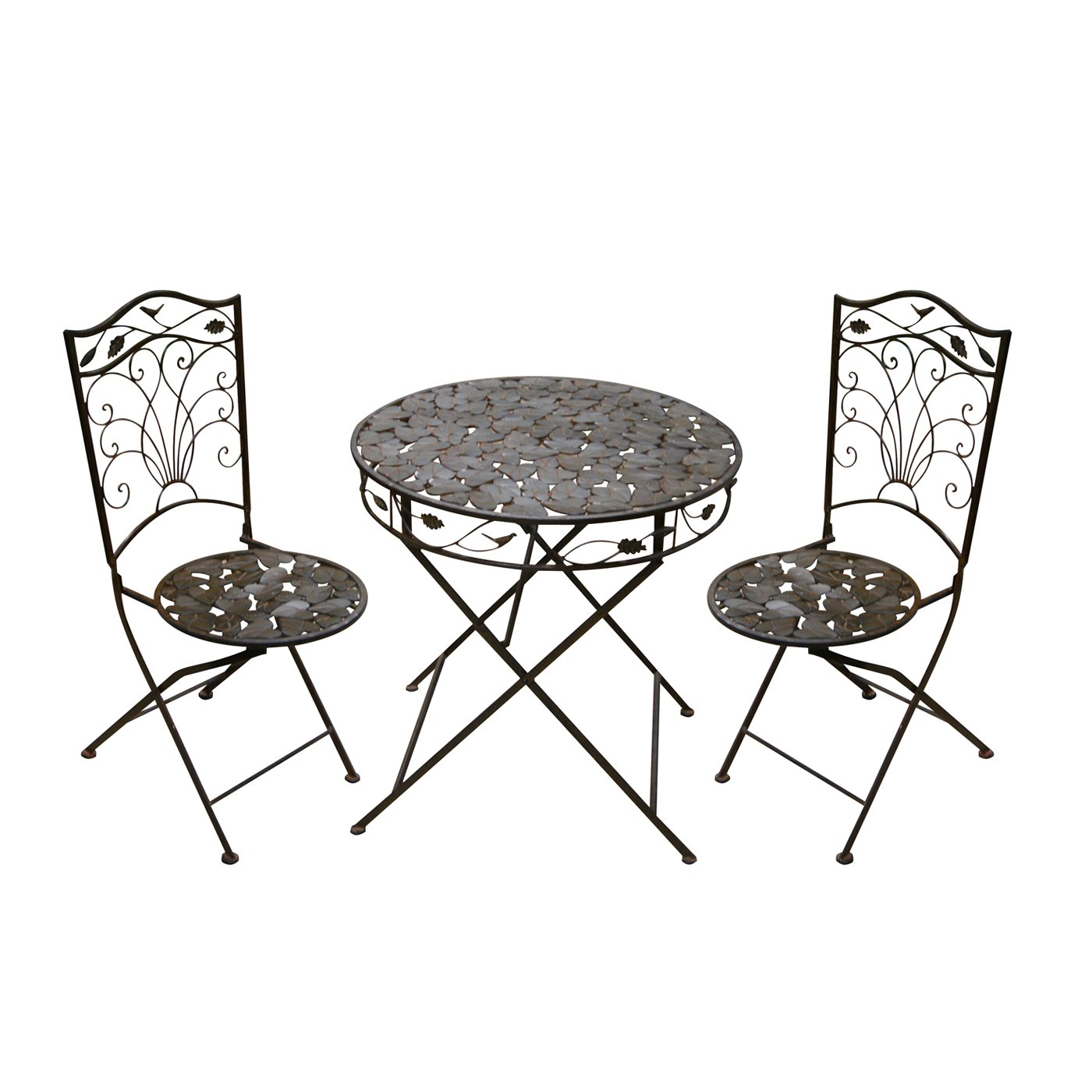 Bistro Set (2 Chairs and 1 Table)