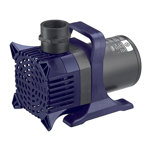 2100GPH Cyclone Pond Pump with 33' Cord