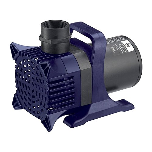 6550GPH Cyclone Pond Pump with 33' Cord