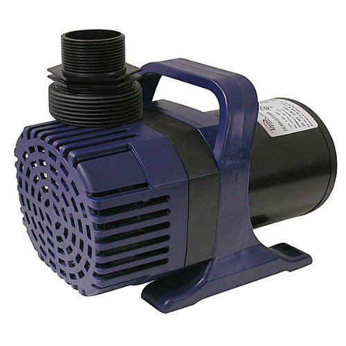 8000GPH Cyclone Pond Pump with 33' Cord
