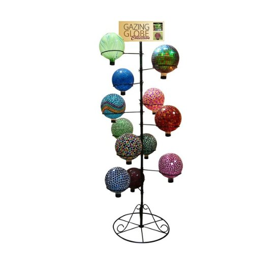 """10""""D Globe Stand - Fits 12 Pieces"""
