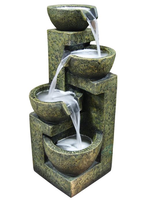 Alpine Three Tier Water Fountain per EA