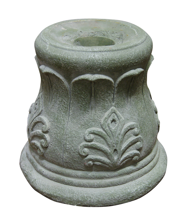 "12"" Roman Column Gazing Globe Stand (Globe not included)"