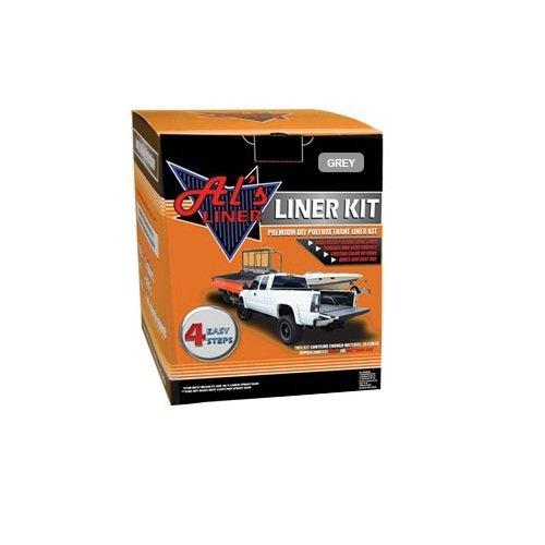 1 Gallon Gray Bed Liner Kit