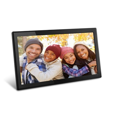 "17"" WiFi Digital Photo Frame"