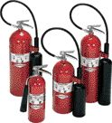 Amerex+ 10 Pound Carbon Dioxide Fire Extinguisher For Class B Fires
