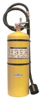 Amerex+ 30 Lbs Class D Sodium Chloride F.M. Approved Fire Extinguisher With Wall Bracket