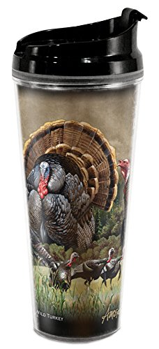 Turkey 24oz Tall Acrylic Tumbler