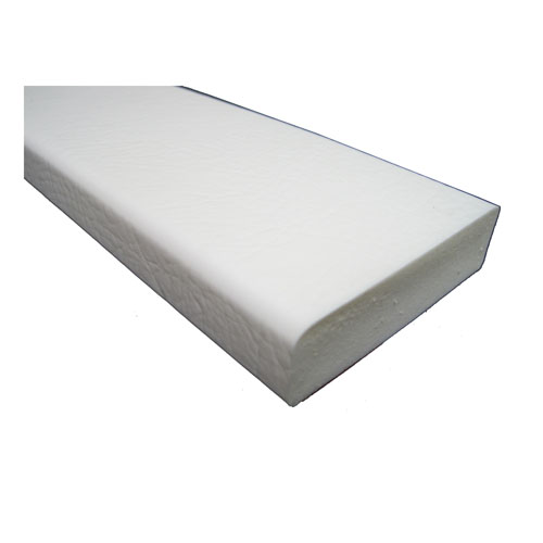Type S1 White THICKEST/WIDEST, Flat Surface Protection Foam Guard
