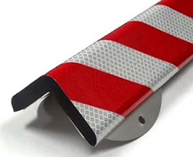 Type H+ THICKER/WIDER Corner Protection Foam Guard with Stainless Steel Support