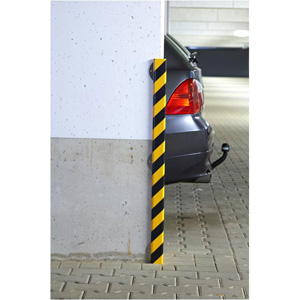 Bumper Guard - TYPE H+ - Black/Yellow