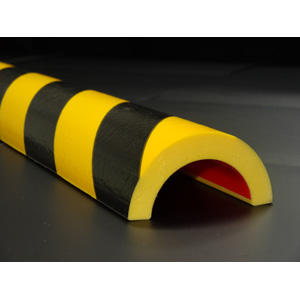 Bumper Guard - TYPE R2 - Black/Yellow