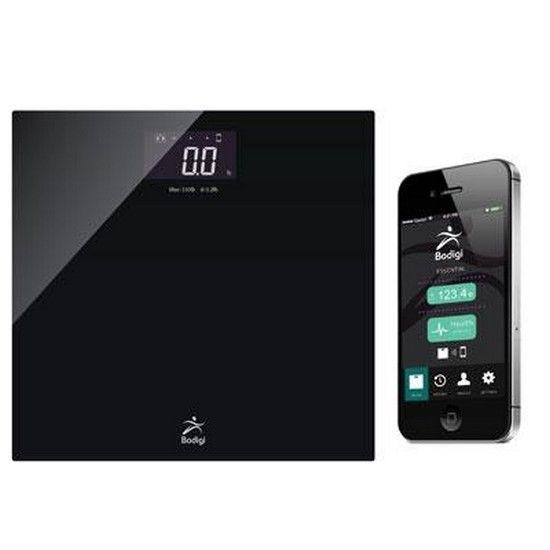 Wireless Bathroom Scale