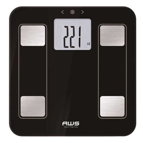 GENIUS 550 BMI Glass Scale