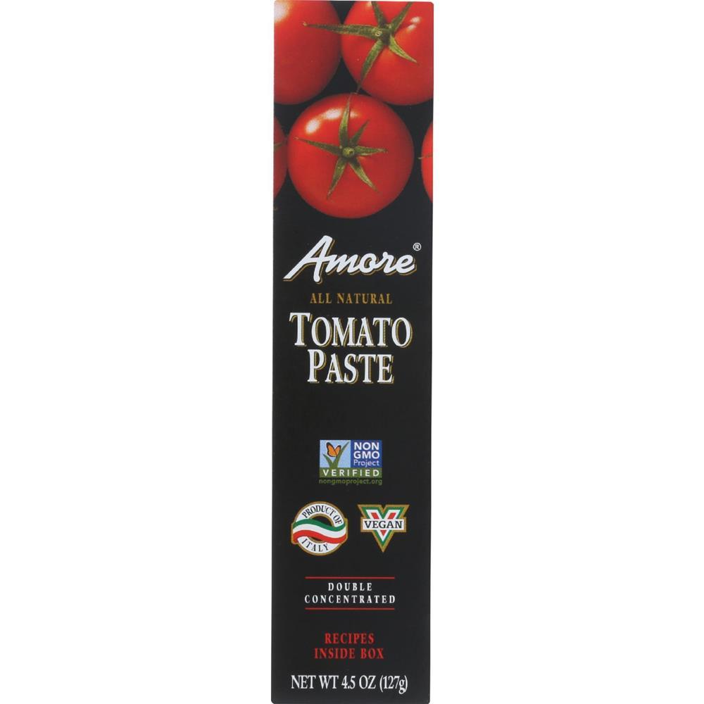 Amore - Tomato Paste ( 12 - 4.5 OZ)