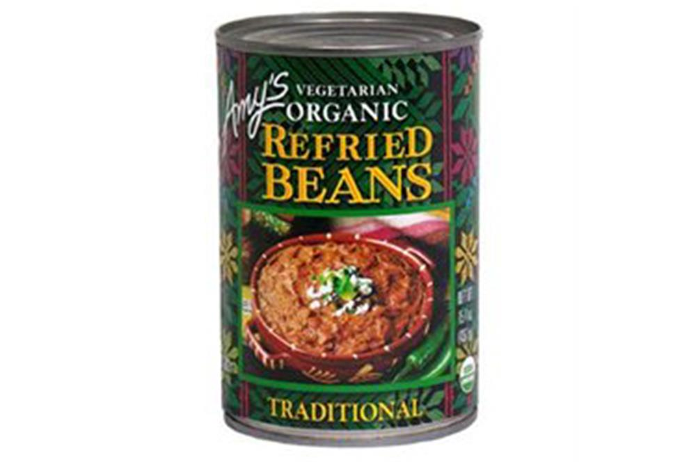 Amy's - Organic Traditional Refried Beans ( 12 - 15.4 OZ)