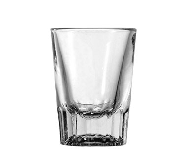 Whiskey Shot Glass, 2 oz, Clear