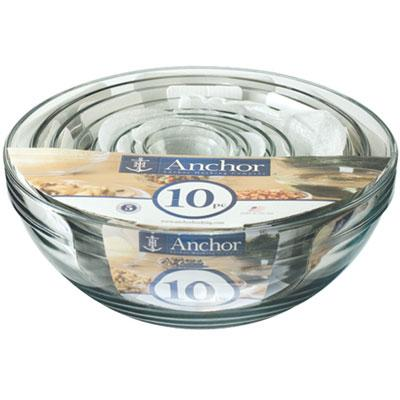 10 Piece Mixing Bowl Value Pack