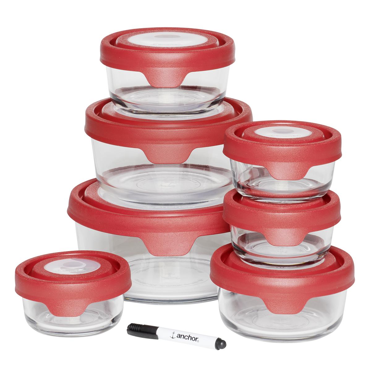 15 Pc. Food Storage Set