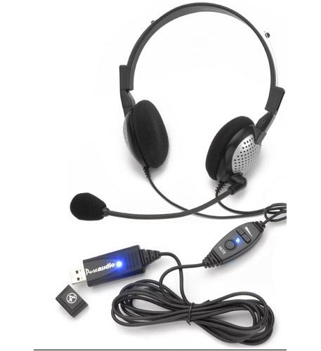 High Quality Digital Stereo USB Headset