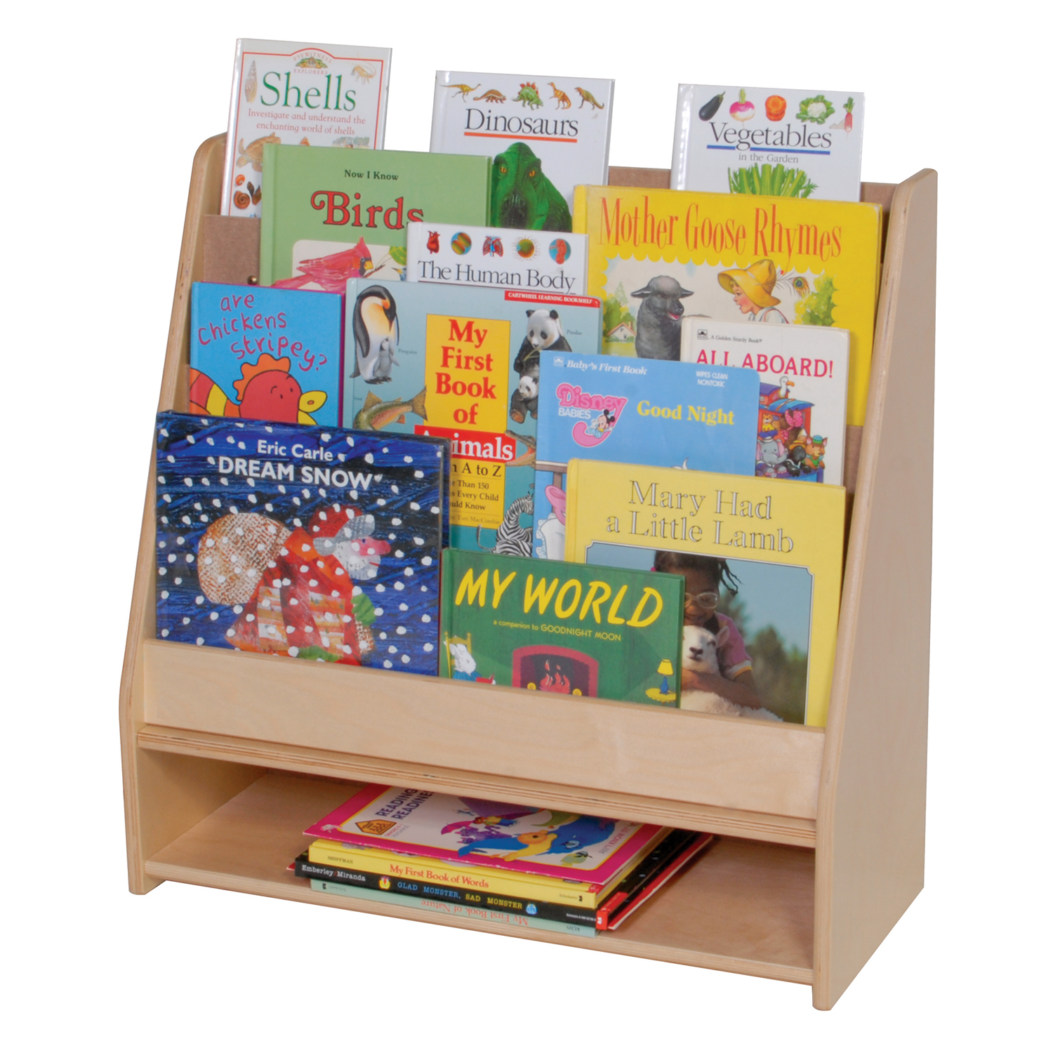 Steffywood Toddler Book Display