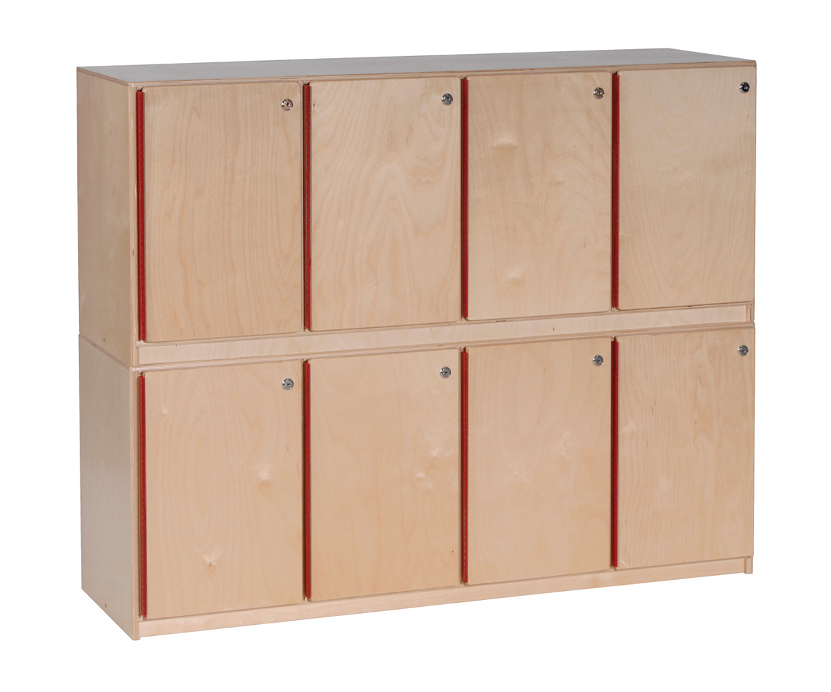 Steffywood Stackable Lockers